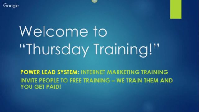 Training How to Monetize Power Lead System Fast with Funnels